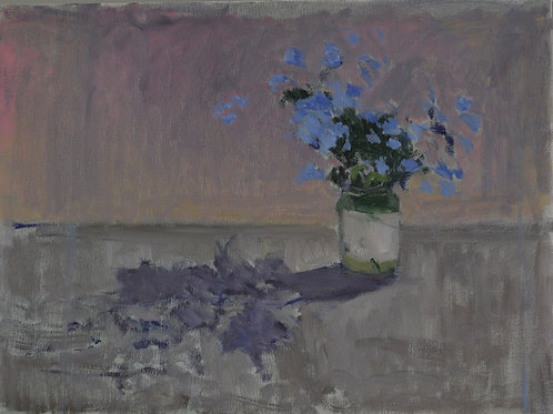 Shadow and Forget Me Not