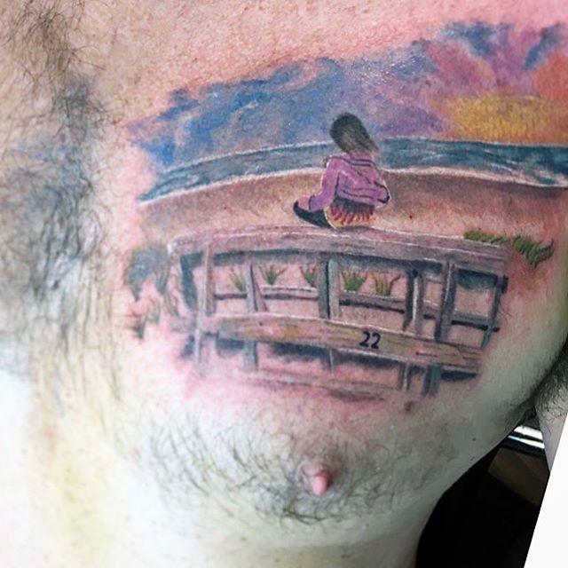 #paintingonflesh #ladytattooer #tattooart #art #artwork #boontonnj #tattooshopsboonton #tattoo #pain