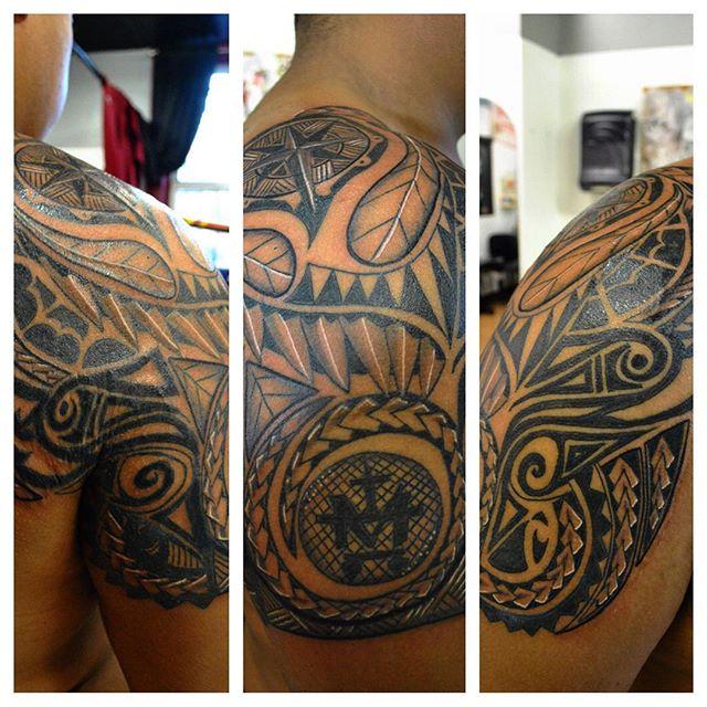 #tribal #maori #taino #tribaltattoos #bsdts #beardeddragontattoostudionj #morriscounty #inkedout #ma