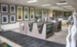 framing and art showroom
