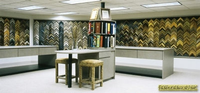 framing design room