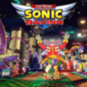 Team Sonic Racing Bingo Party