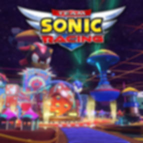 Team Sonic Racing Pinball Highway