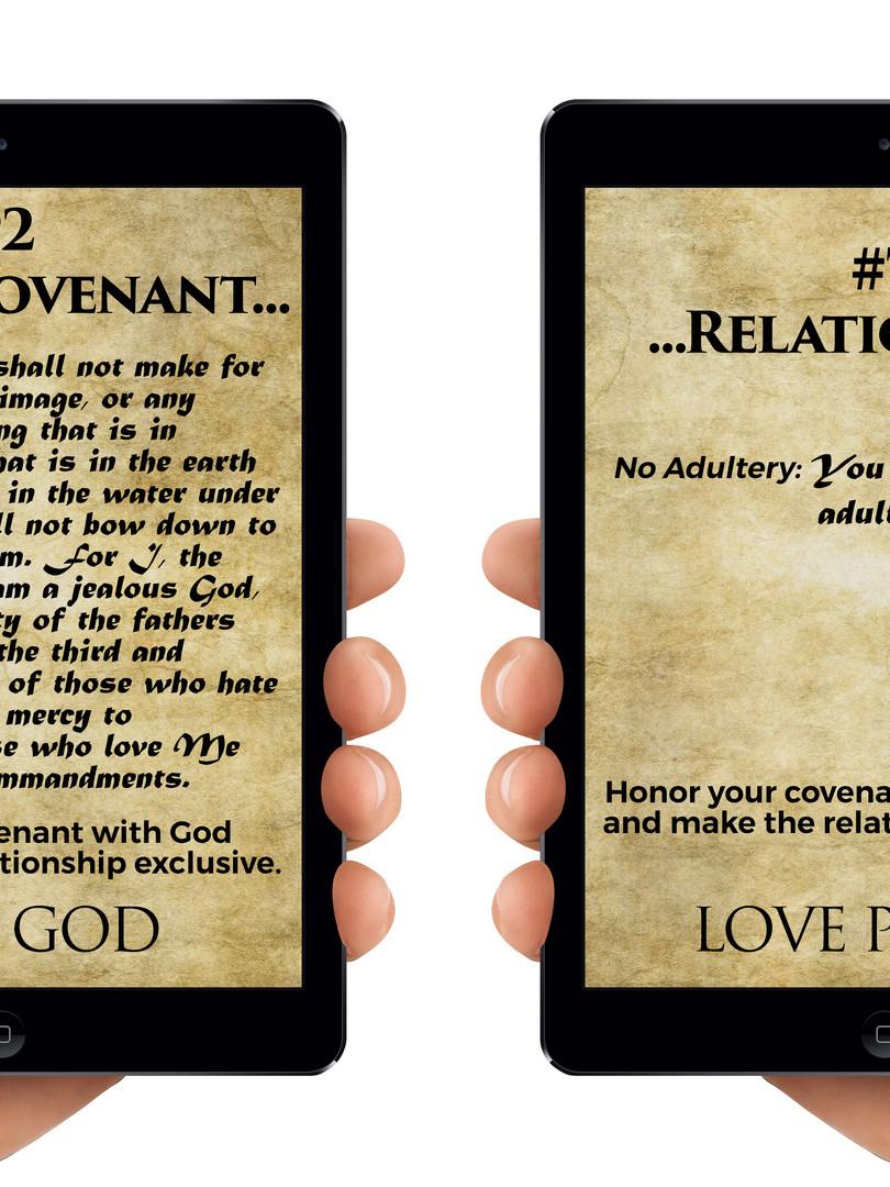Commandments 2 and 7