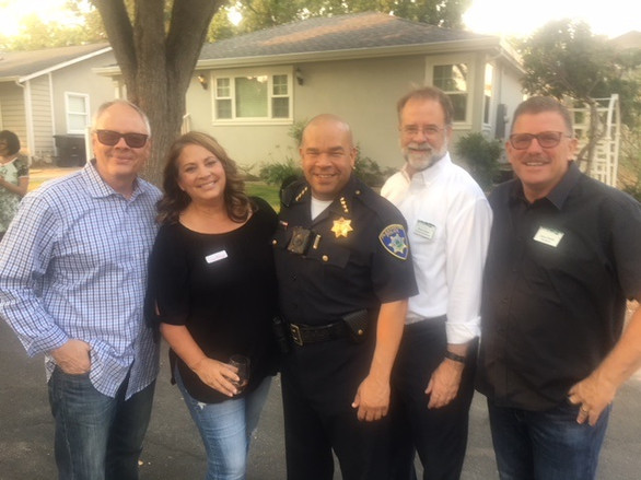 1st Annual National Night Out