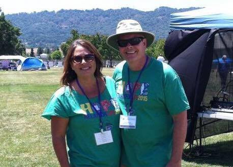 Lisa & Randy - Relay for Life