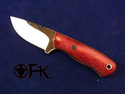 Ruby by Fletcher Knives