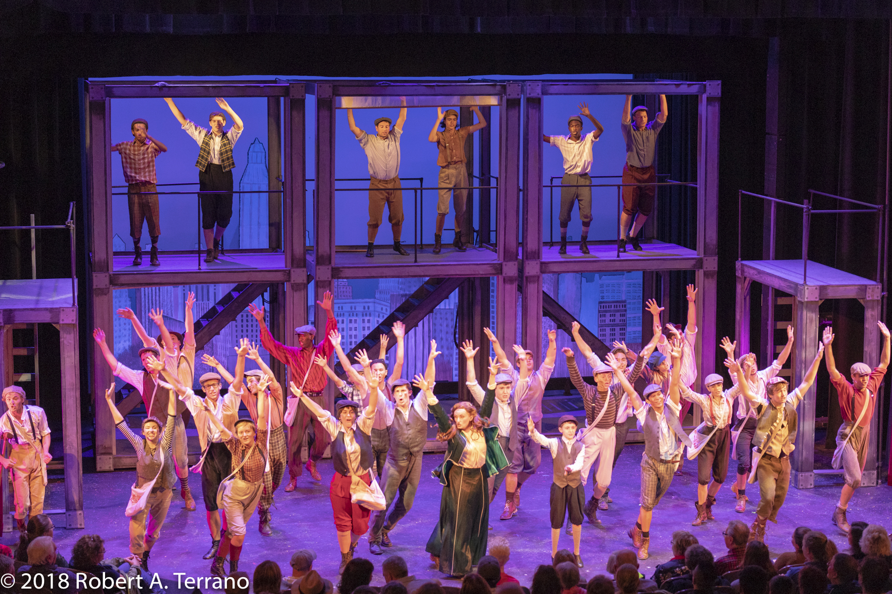 Newsies Production-94