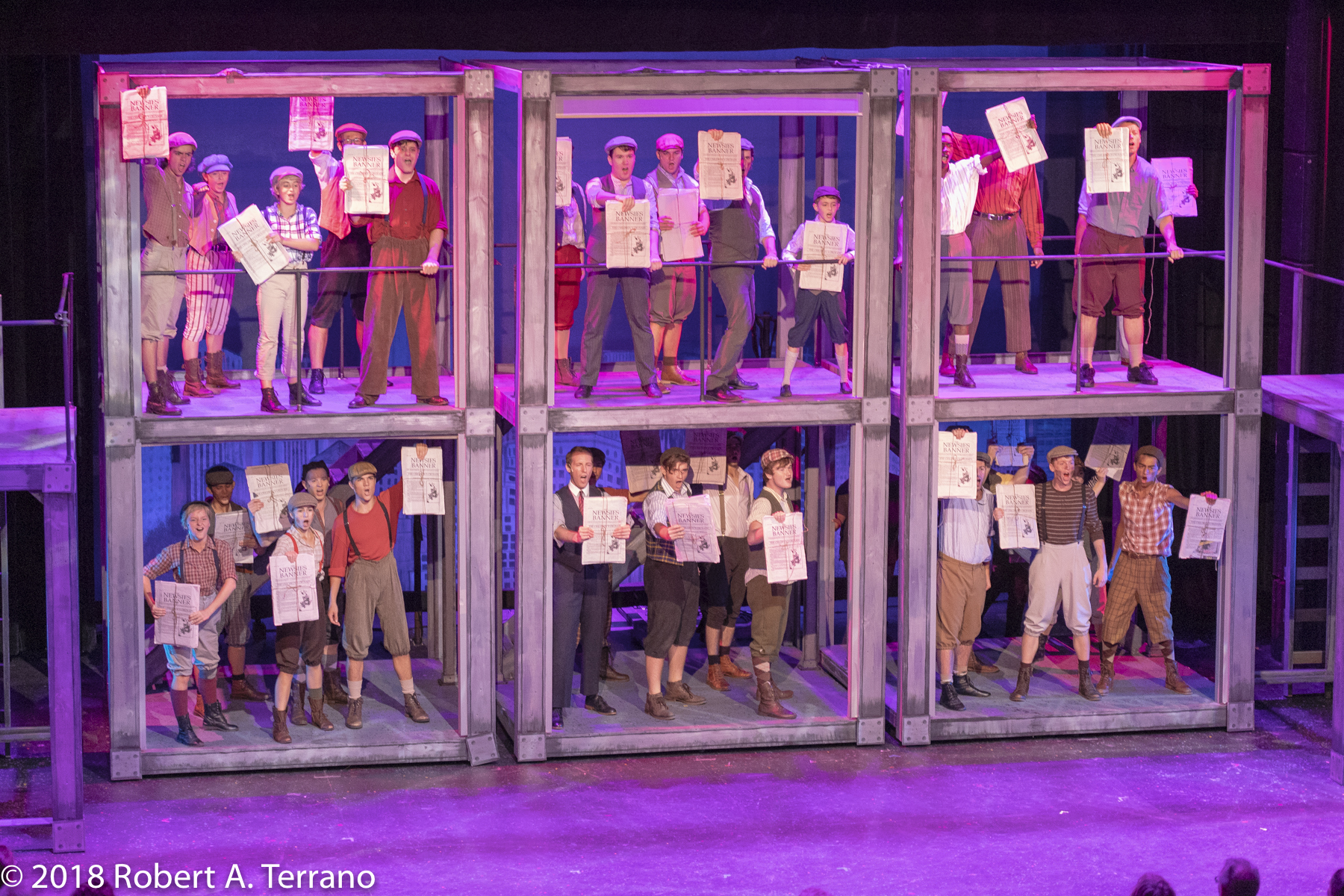 Newsies Production-61