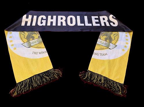 Highrollers Name scarf