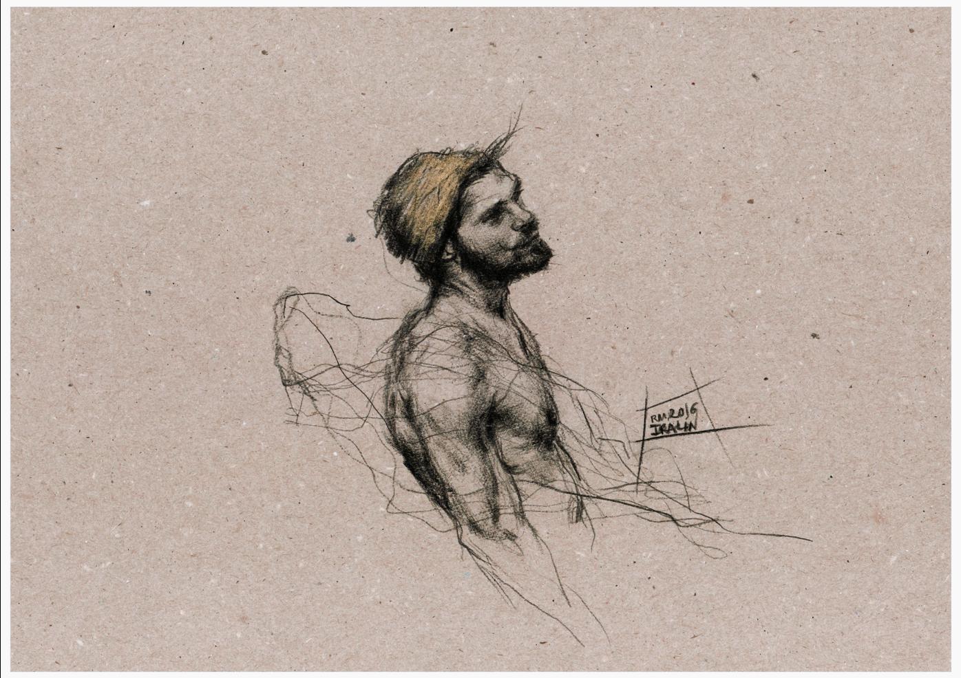 Мужская Фигура №3 / Иралин Рустам