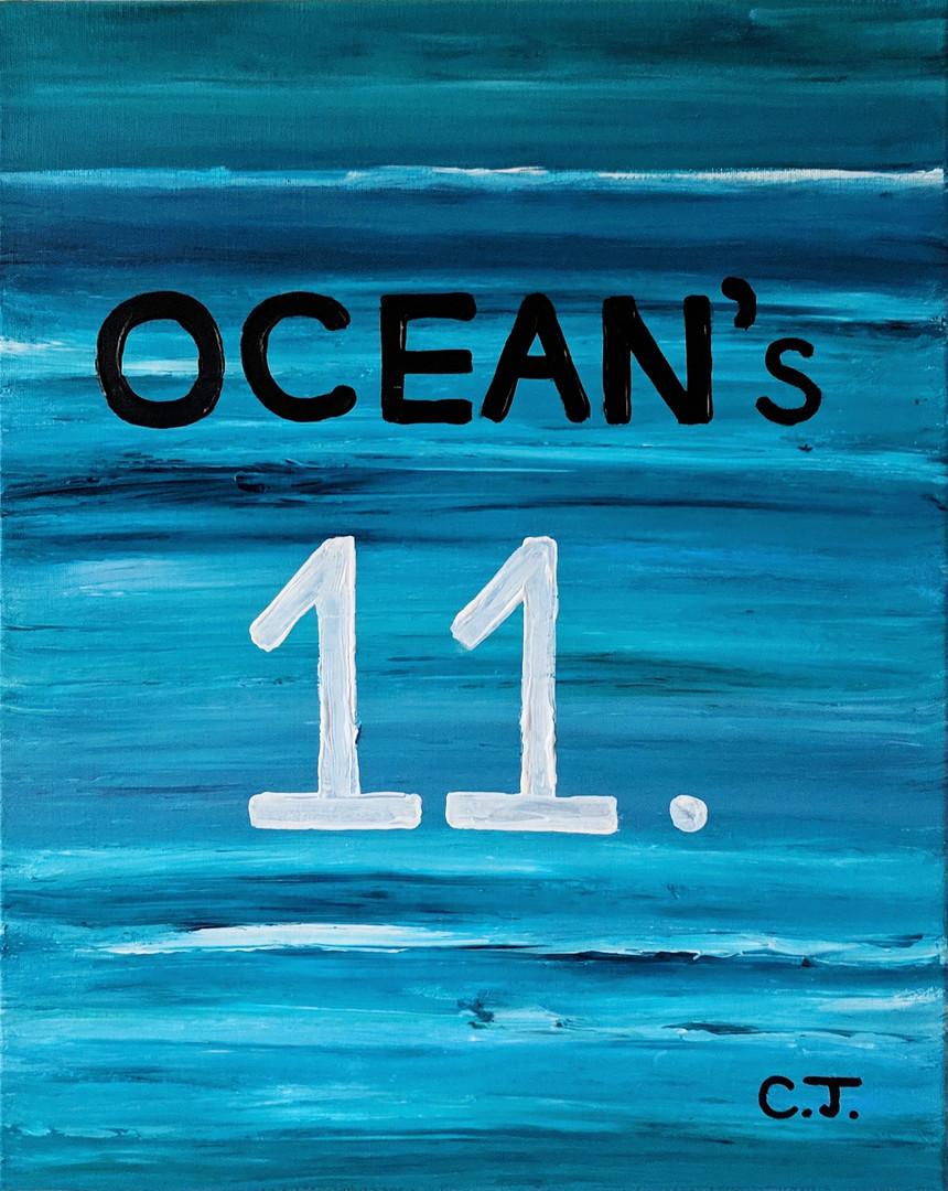 11 друзей океана
