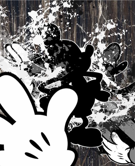 Shadow Mickey