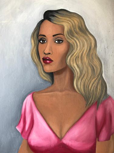«Южанка в розовом»