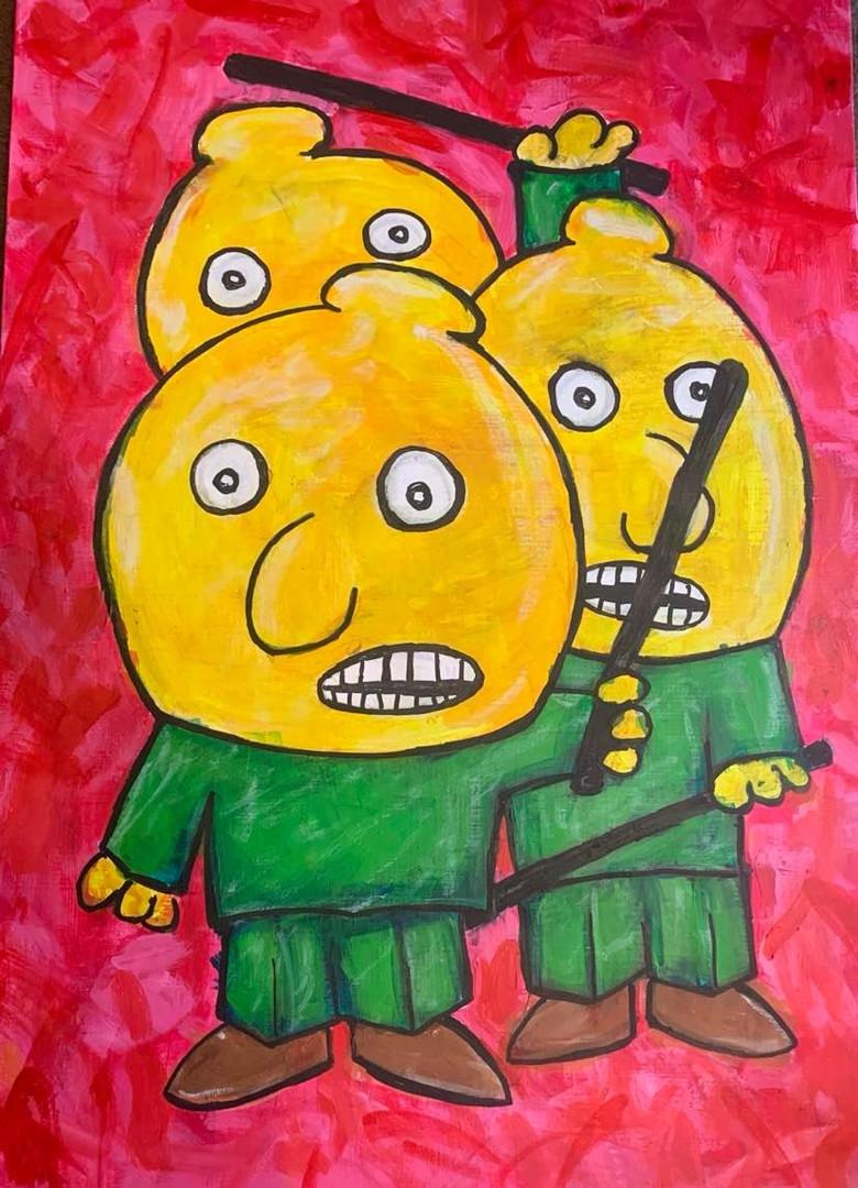 Лимончки-омончики