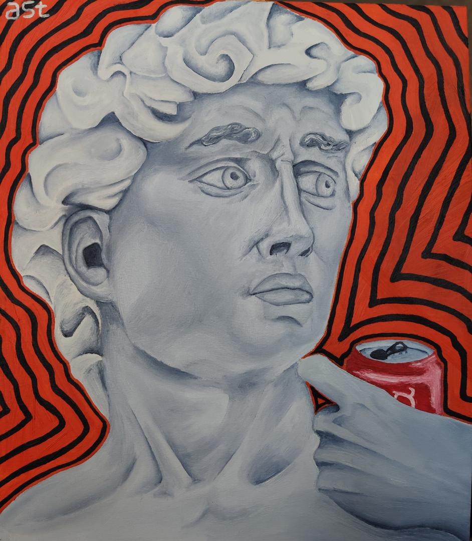 Давид современности