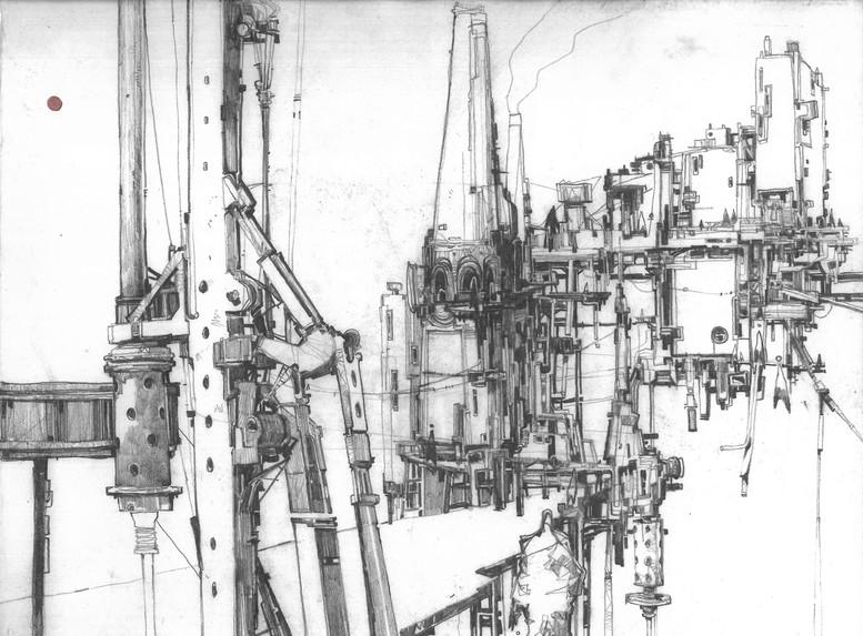 Индустриальные фантазии 4