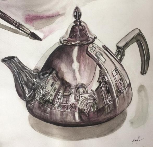 Чайник от «чайника»