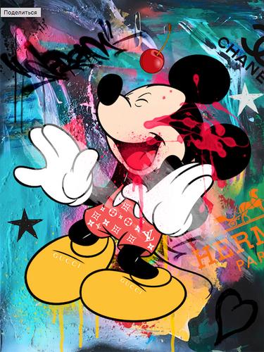 Multibrand Mickey