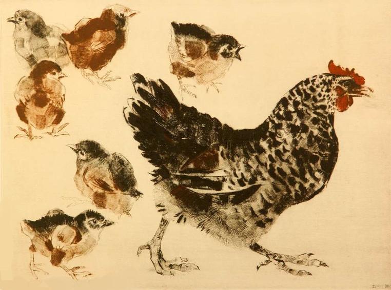 Курица Ряба