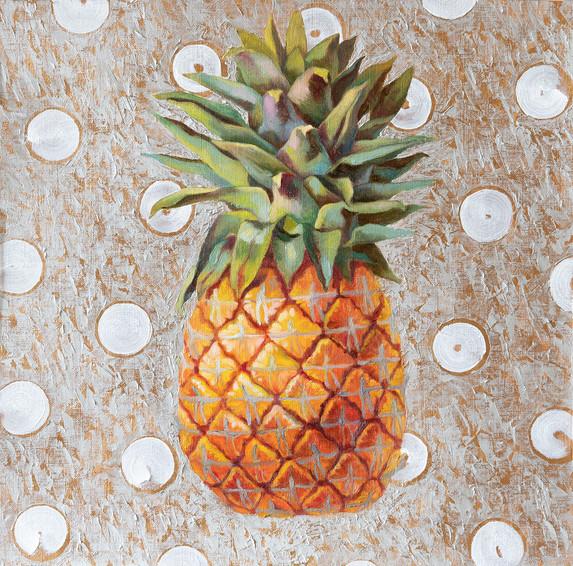 Заводной ананас