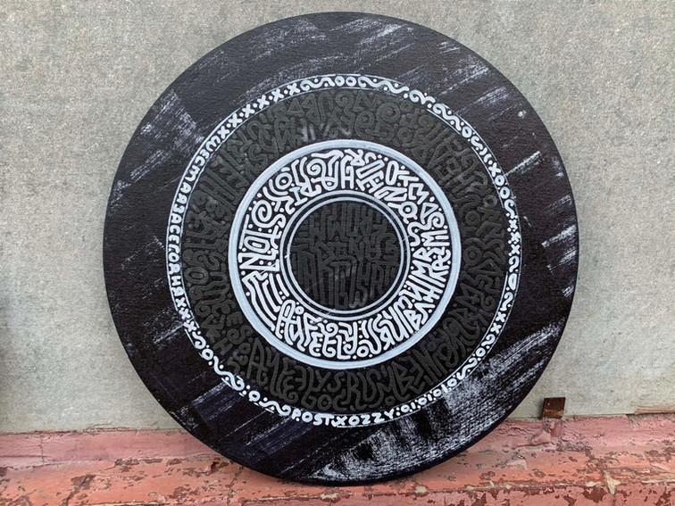 Calligraprimitive Circle