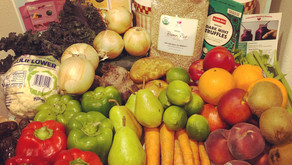 Impression of My First 'Imperfect Produce' Box