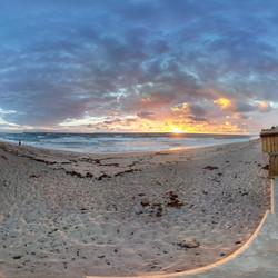 """""""panoramic sunrise"""" Shot by Malik"""