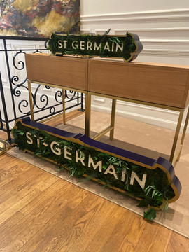 Logos végétaux entreprise, St Germain