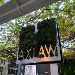 logo végétal, axlaw avocats