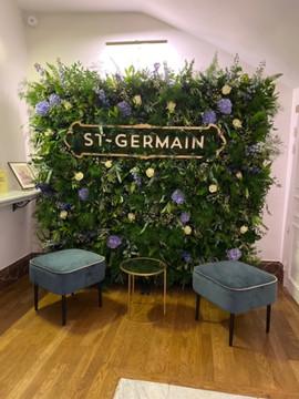 Décoration florale, St Germain