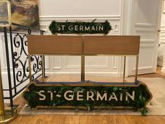 Logos végétaux, St Germain