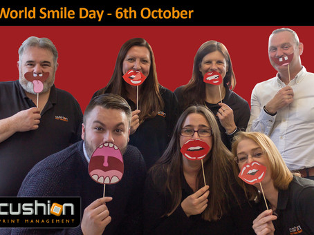 World Smile Day – 6th October