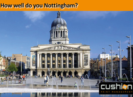 How well do you know Nottingham?
