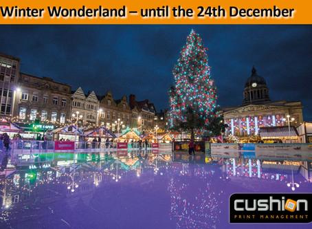 Nottingham's Winter Wonderland – until the 24th December