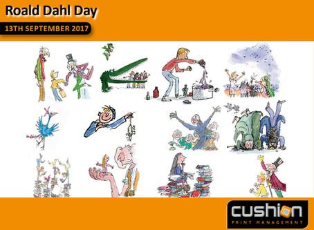 Roald Dahl Day – 13th September...