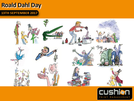 Roald Dahl Day – 13th September...