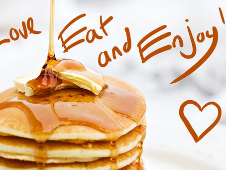 How Do You Like Your Pancakes? I prefer Yorkshire Pudding!