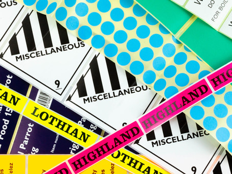 Where Can I Get My Labels Printed | Cushion Print Management In Nottingham