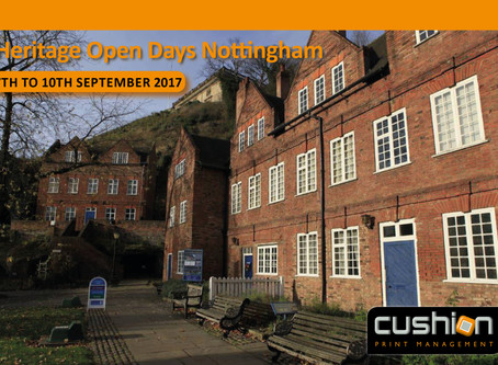 Heritage Open Days – Thursday 7th to Sunday 10th September...