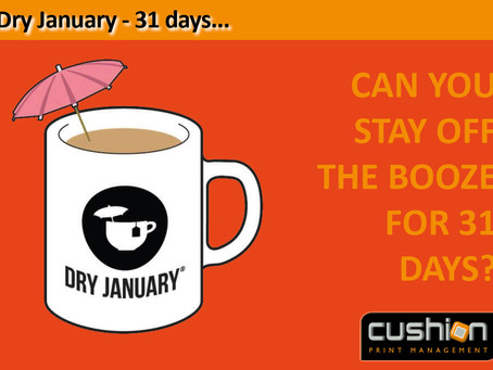 Dry January - January 2018