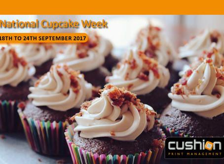 National Cupcake Week – 18th to 24th September...
