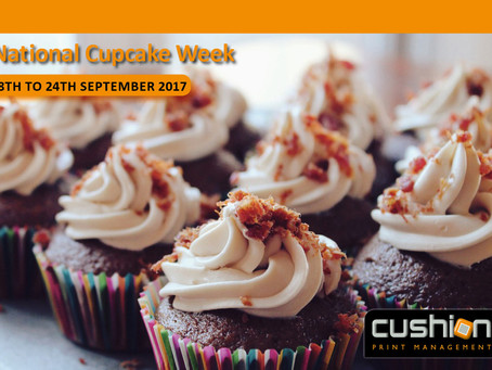 National Cupcake Week – 18th to 24th September...