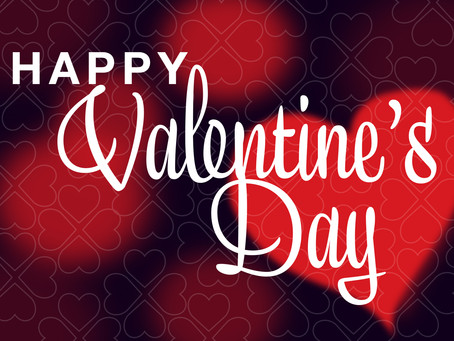 Love is for life not just Valentine's Day