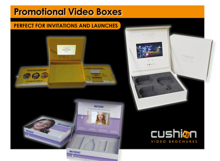 Promotional Video Boxes
