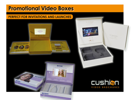 New Year Sale - Promotional Video Boxes
