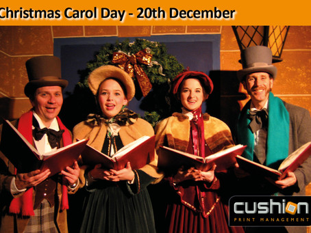 Christmas Carol Day - 20th December