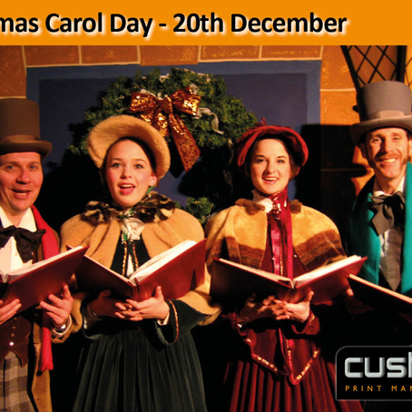 Christmas Carol Day - 20th December