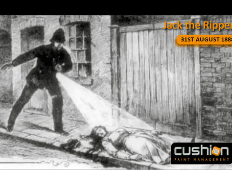 Jack the Ripper's first crime – 31st August 1888