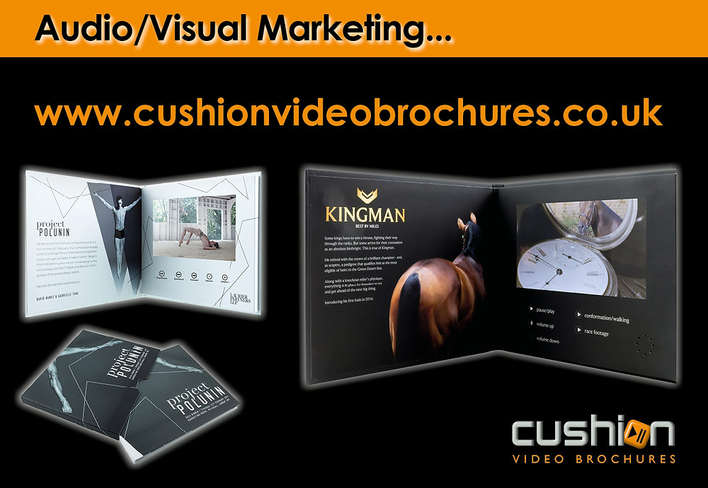 Audio and Visual and Print combined...